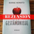 Rezension: Geständnisse von Kanae Minato (C. Bertelsmann Verlag)
