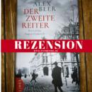 Rezension: Der Zweite Reiter von Alex Beer (Limes Verlag)