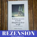 Rezension: Maiglöckchenweiß von Schünemann & Volic (Diogenes Verlag)