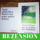 Rezension: Die Gesichter der Wahrheit von Donal Ryan (Diogenes Verlag)